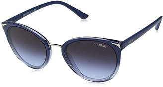 Vogue Women's 0vo5230s Oval Sunglasses