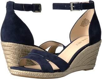 Nine West Jabrina Espadrille Wedge Sandal Women's Shoes