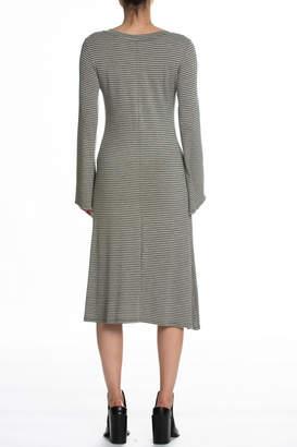 Elan International Bell Sleeve Dress