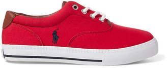 Ralph Lauren Vaughn II Canvas Sneaker