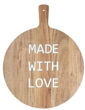 Brayden Studio Sigmon Acacia Wood Cutting Board