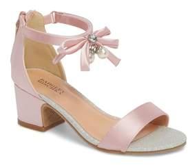 Badgley Mischka Pernia Embellished Sandal