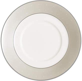 Monique Lhuillier Waterford Dinnerware, Etoile Platinum Tea Saucer