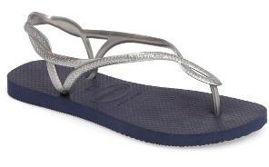 Women's Havaianas 'Luna' Sandal $30 thestylecure.com