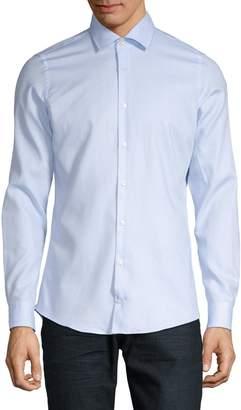 Strellson Slim-Fit Long-Sleeve Button-Down Shirt