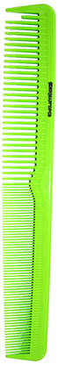 Denman Precision Small Cutting Comb - Lime Green