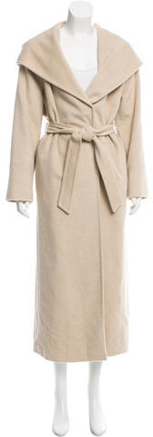 Max MaraMaxMara Belted Cashmere Coat