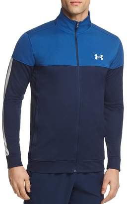 Under Armour Sportstyle Color-Blocked Track Jacket