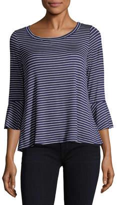 Renvy Striped T-Shirt