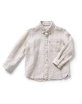 Rookie by Academy Hampton Linen Shirt (Boys 2-7 Years)