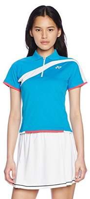 Yonex (ヨネックス) - [ヨネックス] テニス シャツ 20215 コバルトブルー 日本 S-(日本サイズS相当)