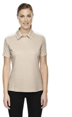 Ash City Extreme Extreme 75052 Ladies' Eperformance Pique Color-Block Polo Shirt