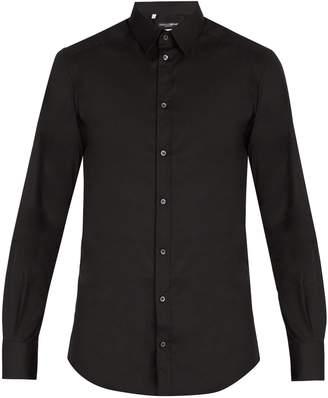 Dolce & Gabbana Johnny cotton-blend shirt