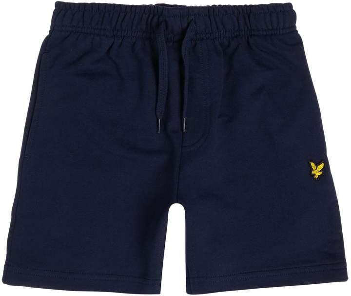 Boys Small Logo Jersey Short