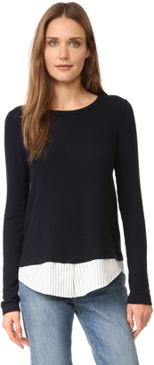 Bailey44 Staten Sweater $168 thestylecure.com
