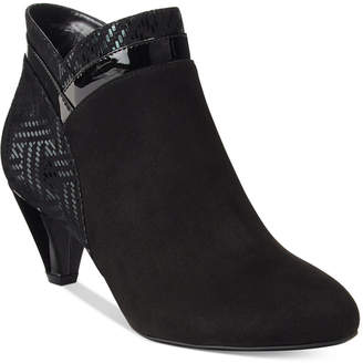 Karen Scott Cahleb Dress Booties, Women Shoes