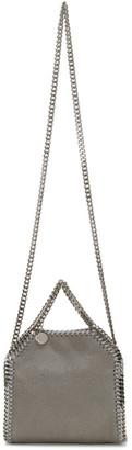Stella McCartney Grey Tiny Falabella Bag $695 thestylecure.com