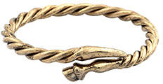 Low Luv x Erin Wasson BY ERIN WASSON Horse Hoof Tail Bangle