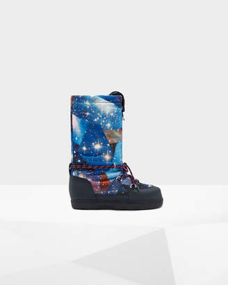 Hunter Women's Original Space Camo Snow Boots