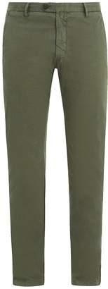 J.w.brine J.W. BRINE James stretch-cotton chino trousers