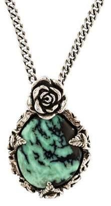King Baby Studio Turquoise Pendant Necklace