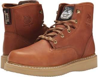 Georgia Boot 6 Wedge Boot Men's Boots