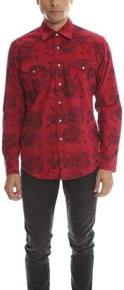 Lucien Pellat-Finet Red Skull Shirt