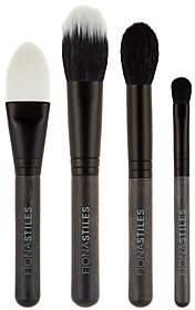 Fiona Stiles Pro Makeup 4-piece Brush Set