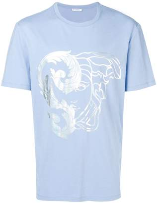 Versace Large Foil Medusa Logo Tee