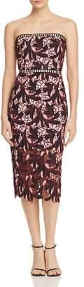 Elliatt Strapless Lace Midi Dress - 100% Exclusive