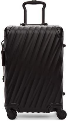 Tumi (トゥミ) - Tumi ブラック アルミニウム インターナショナル キャリーオン スーツケース