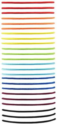 Forever 21 Multi-Colored Hair Tie Set