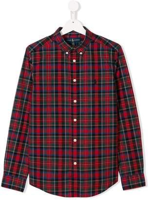 Ralph Lauren (ラルフ ローレン) - Ralph Lauren Kids TEEN checked shirt