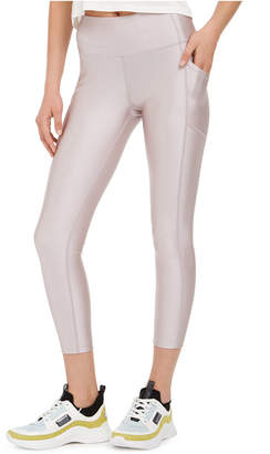 Calvin Klein Shine High-Waist Leggings