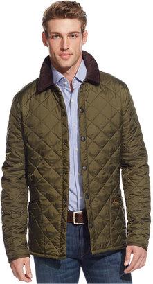 Barbour Men's Heritage Liddesdale Jacket $199 thestylecure.com