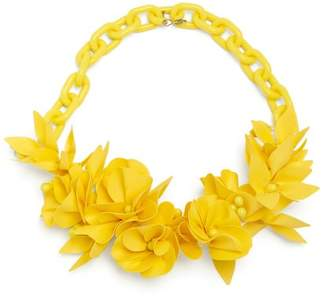 Isabel Marant Honolulu flower necklace