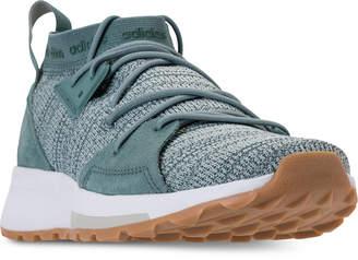 adidas Women's Cloudfoam Quesa Running Sneakers from Finish Line