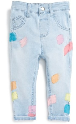 Infant Girl's Rosie Pope Denim Pants $38 thestylecure.com