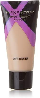 ABBA Max Factor Smooth Effects FoundatiOn-No. 55