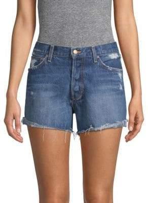 Joe's Jeans Lover Boyfriend Denim Shorts