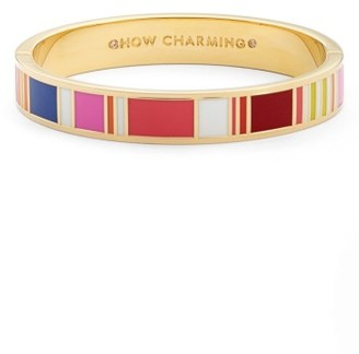 Women's Kate Spade New York Idiom Bangle Bracelet $78 thestylecure.com