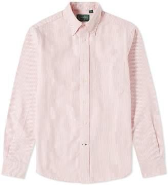 Gitman Brothers Oxford Stripe Shirt
