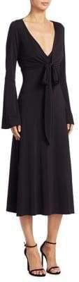 Cinq à Sept Lourdes Jersey Maxi Dress