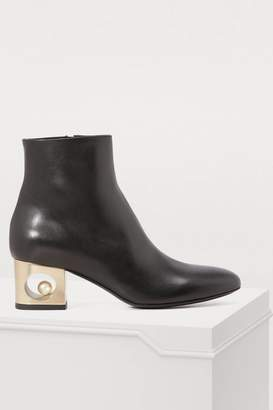 Tiffany & Co. Coliac ankle boots