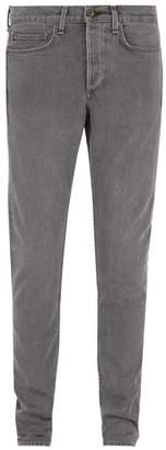 Rag & Bone Slim Leg Jeans - Mens - Grey