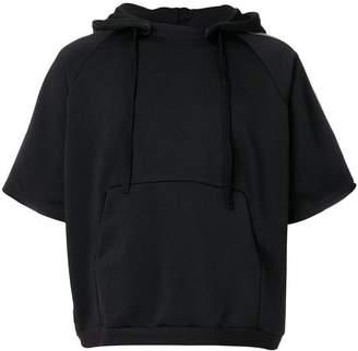 Kokon To Zai detachable hoodie sweatshirt