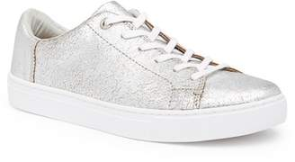 Toms Metallic Leather Lenox Sneaker