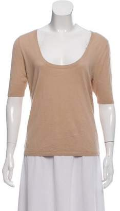 Zadig & Voltaire Cutout-Accented Knit Top