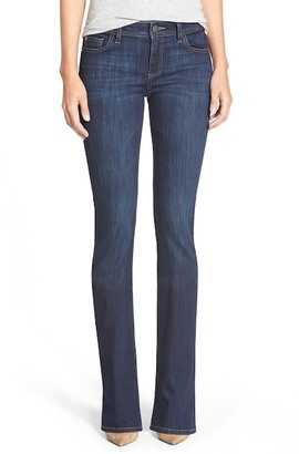 DL1961 'Elodie' Instasculpt Slim Bootcut Jeans (Pulse) $178 thestylecure.com