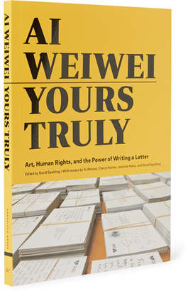 Abrams Ai Weiwei: Yours Truly Hardcover Book